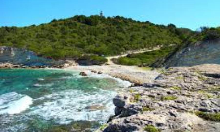 Paxos Lakka Planos Beach